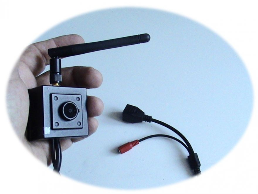IP камера с записью на Яндекс-Диск и смартфон + Лицензия